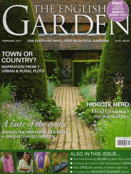 The English Garden, February 2011